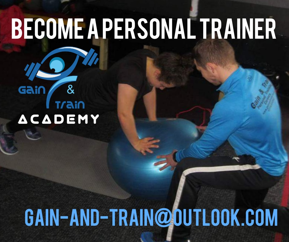 become a personal trainer | gain & train, Human Body
